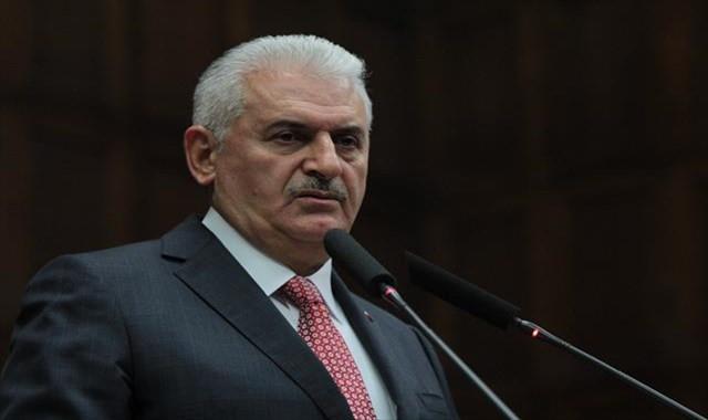 Binali Yıldırım Meclis Başkanlığı'ndan istifa ediyor