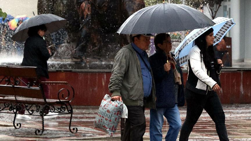 Meteoroloji'den kritik uyarı! Hava sıcaklığı 2-4 derece azalacak 1.resim