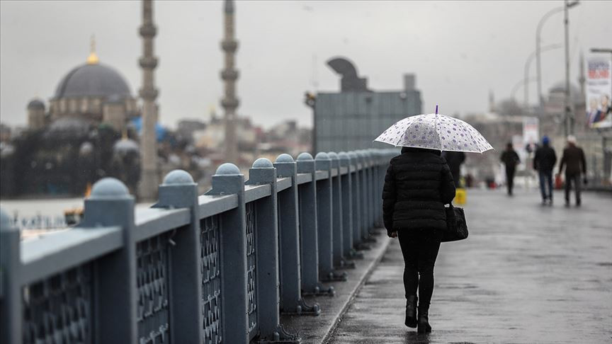 Meteoroloji'den kritik uyarı! Hava sıcaklığı 2-4 derece azalacak 2.resim