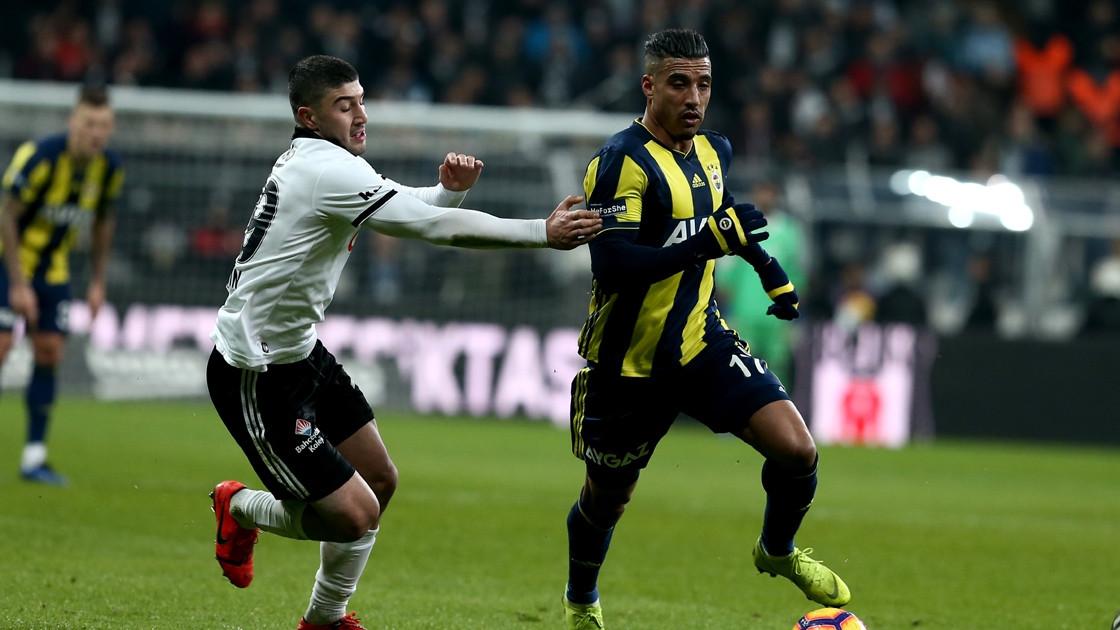 Fenerbahçe'de Mehmet Topal ve Nabil Dirar'ın son durumu! 1.resim