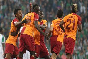 Bursaspor 2-3 Galatasaray