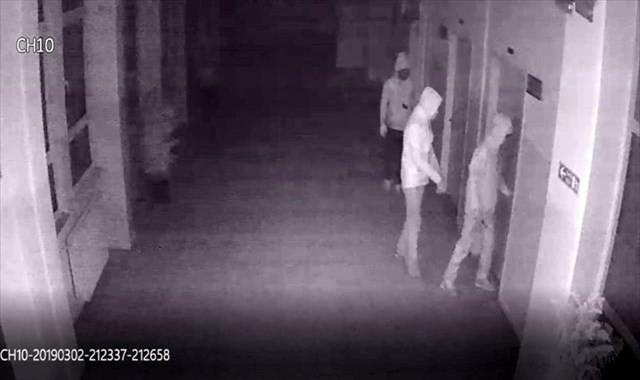 Okullara dadanan 11 hırsız tutuklandı
