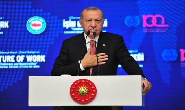 """Erdoğan: """"Bu mücadeleyi sonuna kadar vereceğiz"""""""