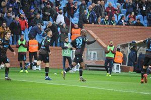 Trabzonspor - Evkur Yeni Malatyaspor maç sonucu: 2-1