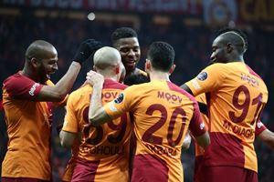 Galatasaray-Kayserispor maç sonucu: 3-1