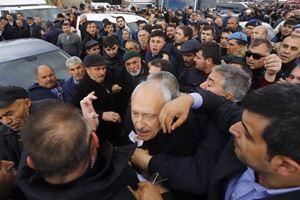 Kılıçdaroğlu'na saldırıya art arda tepkiler!
