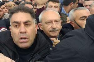 Kılıçdaroğlu'na saldırıya Beştepe'den kınama!