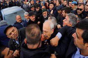 Kılıçdaroğlu'na saldırıda yeni görüntü ortaya çıktı