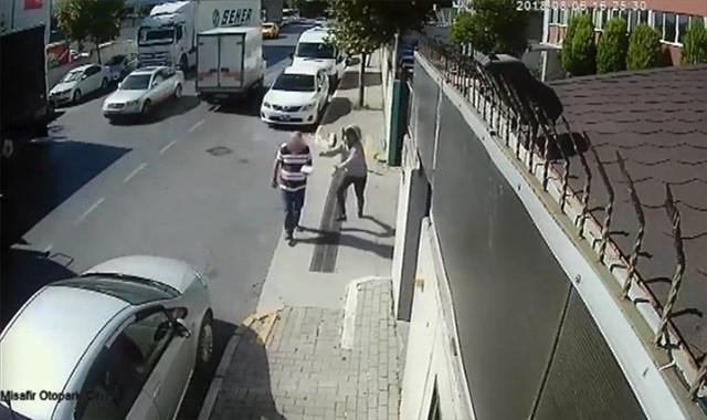 Tapu dairesinden çıkan vatandaşları hedef alan kapkaç çetesi çökertildi